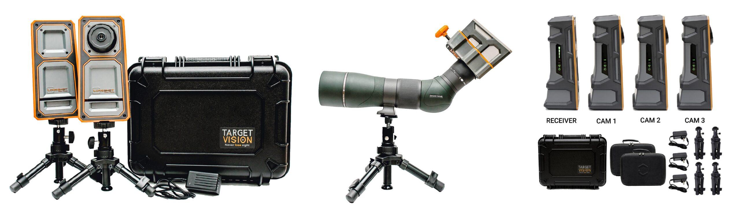 Камеры целевые LONGSHOT